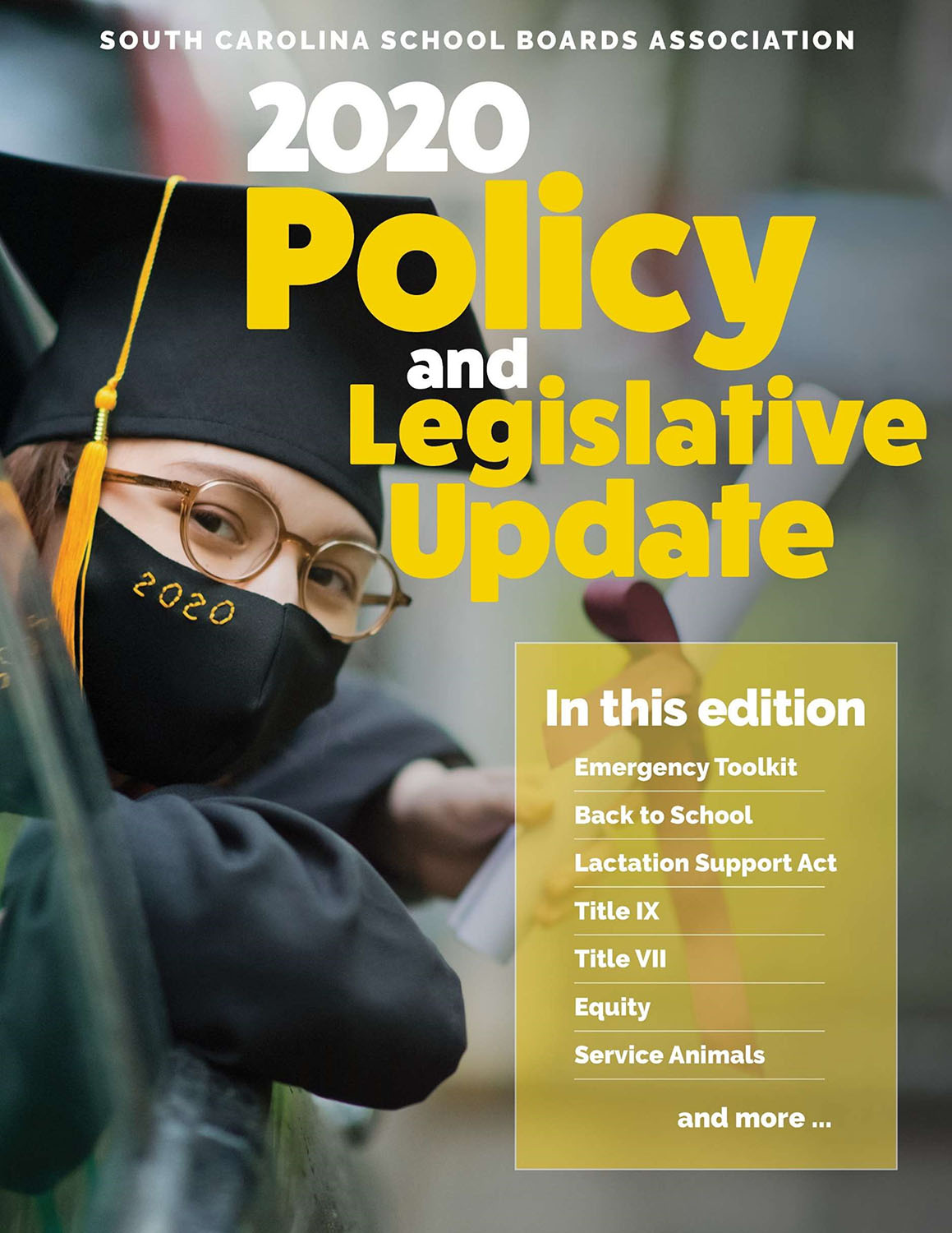 2020 Policy and Legislative Update