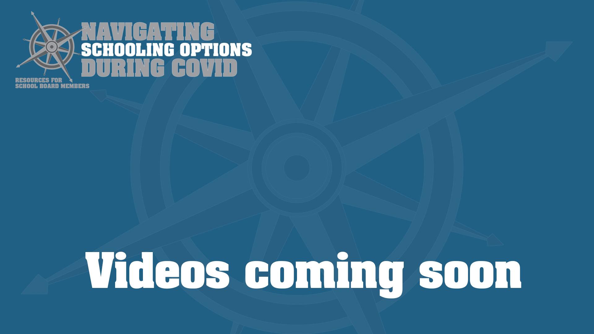 Videos coming soon